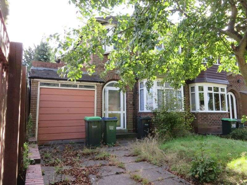 3 Bedrooms Semi Detached House for sale in Moat Road, Oldbury