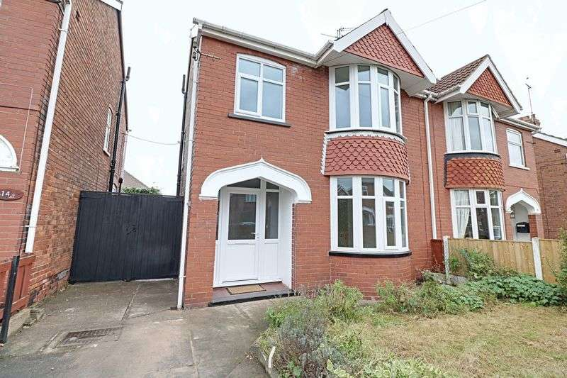 3 Bedrooms Semi Detached House for sale in Thomas Road, Scunthorpe