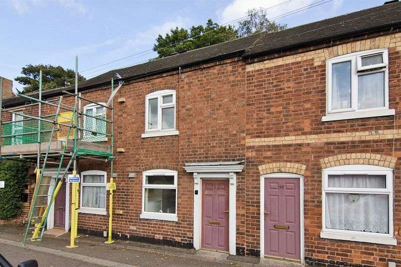 1 Bedroom Terraced House for sale in Upper St. John Street, Lichfield