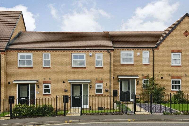 2 Bedrooms Terraced House for sale in Silver Street, Brownhills