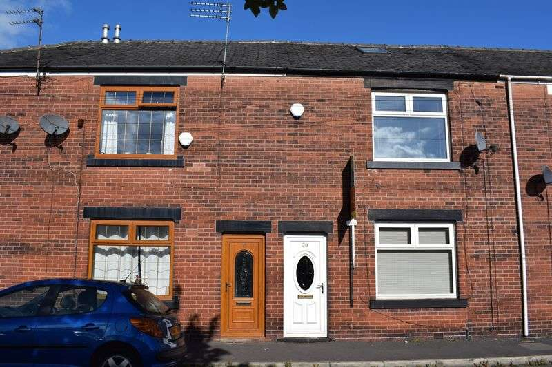 3 Bedrooms Terraced House for sale in Clarke Street, Heywood