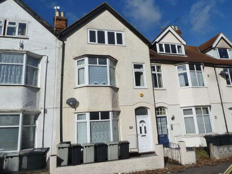 2 Bedrooms Terraced House for sale in Dorothy Avenue, Skegness