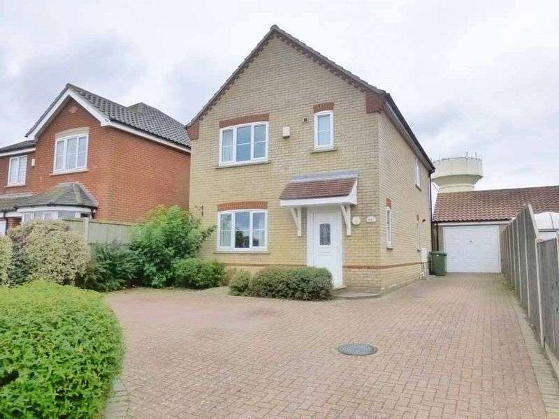 3 Bedrooms Detached House for sale in Caister-on-Sea