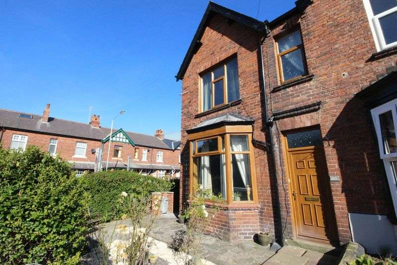 3 Bedrooms Terraced House for sale in 55 Manor Road