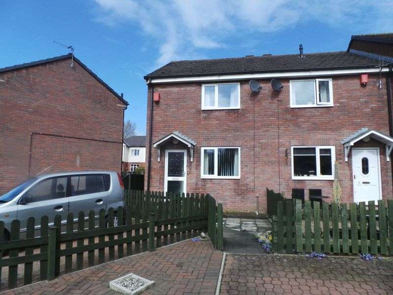 2 Bedrooms Terraced House for sale in Archers Garth, Carlisle
