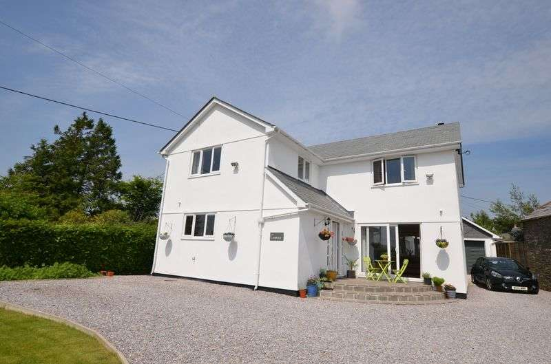 4 Bedrooms Detached House for sale in Coads Green, Launceston