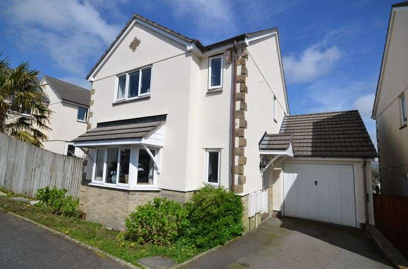 3 Bedrooms Detached House for sale in Hessary View, Tavistock