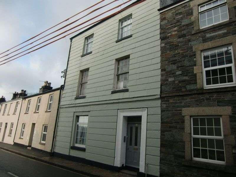 1 Bedroom Flat for sale in Tavistock