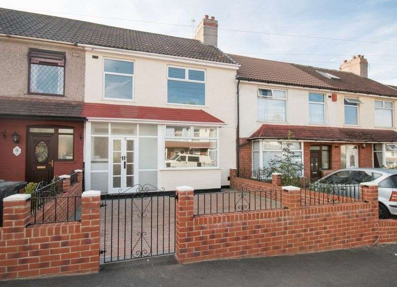 3 Bedrooms Terraced House for sale in Devon Grove, Bristol