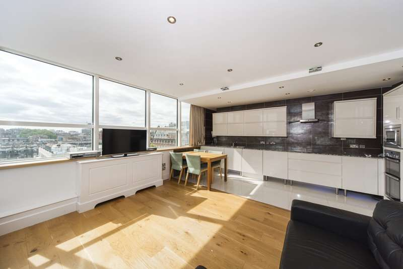 3 Bedrooms Apartment Flat for sale in Marylebone Road, London, London, NW1