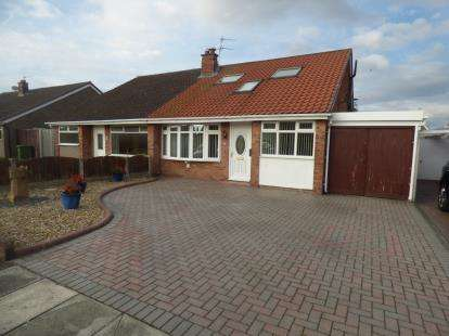 3 Bedrooms Bungalow for sale in Uldale Close, Ainsdale, Southport, Merseyside, PR8