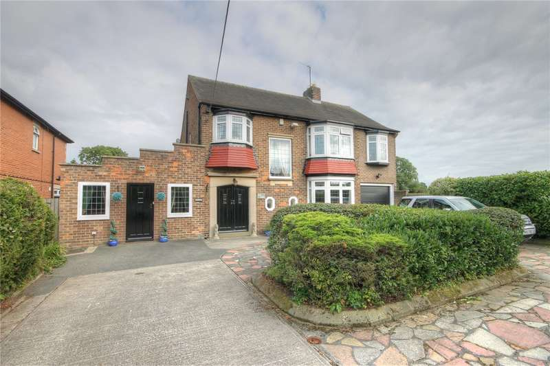 4 Bedrooms Detached House for sale in Staindrop Road, West Auckland, Bishop Auckland, DL14