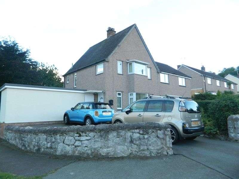 3 Bedrooms Semi Detached House for sale in Glyn Avenue, Colwyn Bay