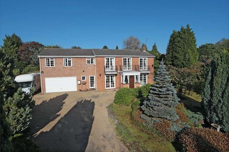 4 Bedrooms Detached House for sale in Maresfield Park, Maresfield, East Sussex
