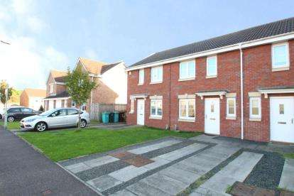 3 Bedrooms Terraced House for sale in Peach Court, Motherwell