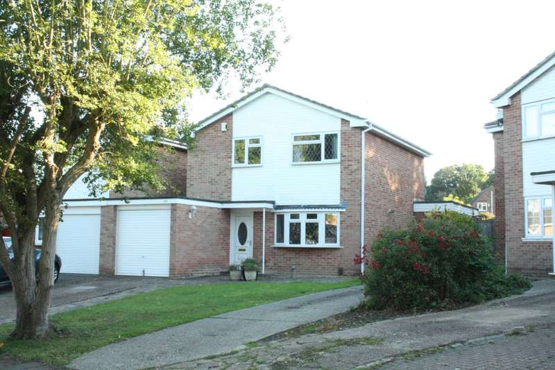 3 Bedrooms Link Detached House for sale in Reeds Avenue, Earley
