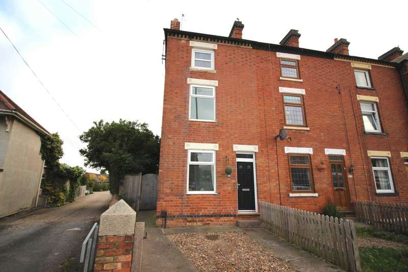 3 Bedrooms End Of Terrace House for sale in Loughborough Road, Mountsorrel