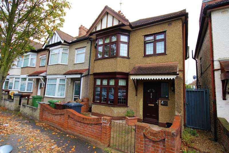 3 Bedrooms House for sale in Woodlands Avenue, Chadwell Heath, Romford