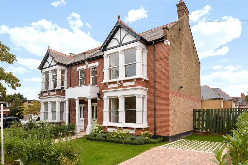 4 Bedrooms Semi Detached House for sale in Nower Hill, Pinner, Middlesex, HA5