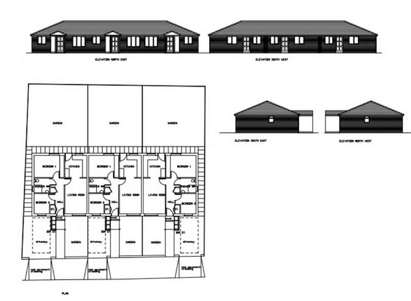 Property for sale in Land At 66-68 Limeside Road, Oldham, OL8