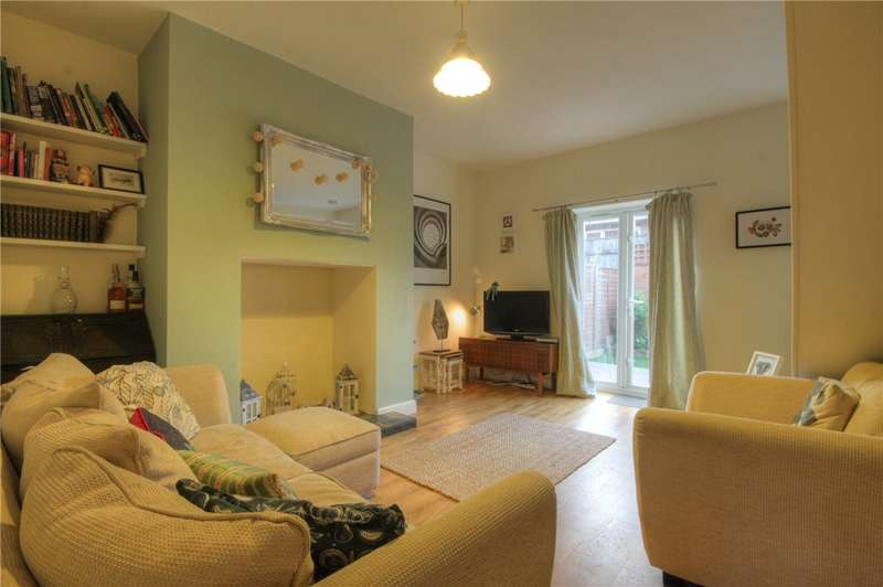 2 Bedrooms Terraced House for sale in Sycamore Place, Lanchester, Durham, DH7