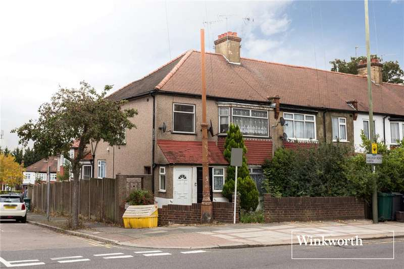 2 Bedrooms Flat for sale in Oakleigh Road North, Whetstone, London, N20