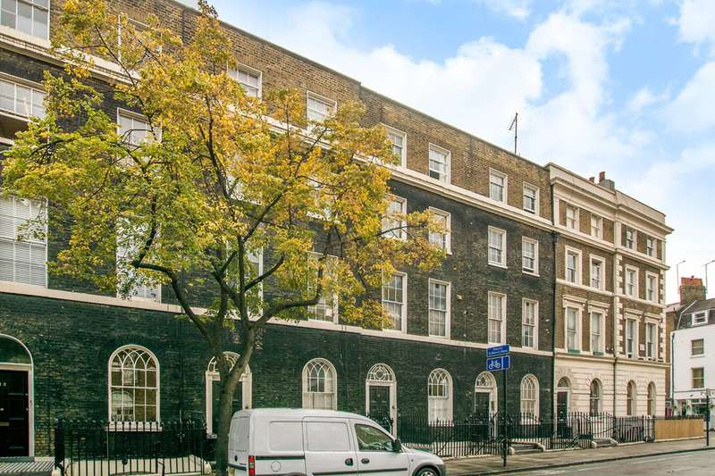 2 Bedrooms Flat for sale in Calthorpe Street, Bloomsbury, WC1X