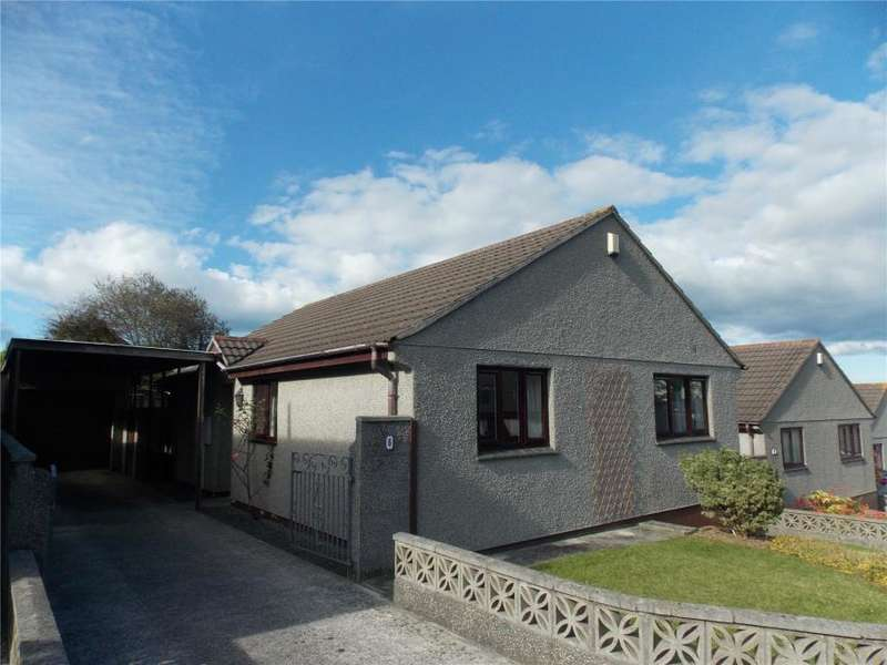 3 Bedrooms Detached Bungalow for sale in Redvers Heights, Redruth