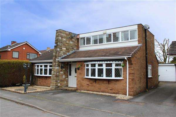 4 Bedrooms Detached House for sale in Heathfield Drive (Off The Stafford Road), Bloxwich