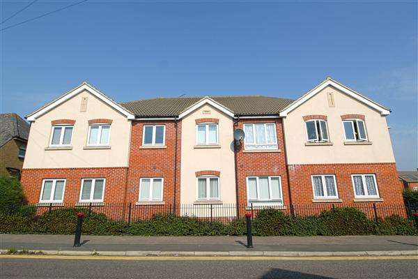 2 Bedrooms Apartment Flat for sale in Hillary Close, Burton Latimer, Kettering