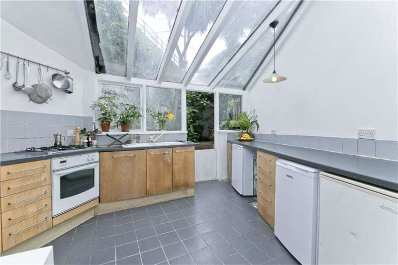 3 Bedrooms House for sale in Camden, London NW1