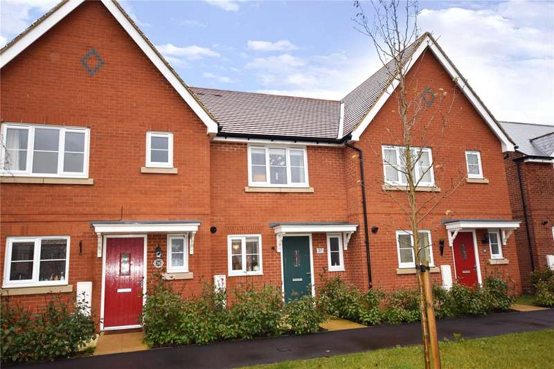 2 Bedrooms House for sale in Caribou Walk, Three Mile Cross, Reading, Berkshire, RG7