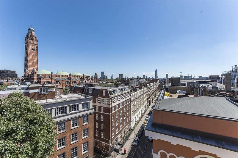4 Bedrooms Flat for sale in Evelyn Mansions, Carlisle Place, London, SW1P