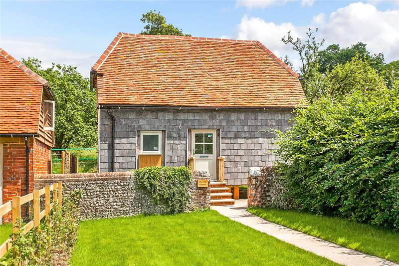 1 Bedroom Barn Conversion Character Property for sale in Manor Barns, Hazeley Road, Twyford, Hampshire, SO21