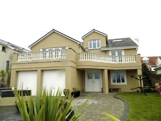 4 Bedrooms Detached House for sale in Marine Walk, Ogmore by Sea, Vale of Glamorgan