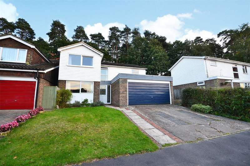 4 Bedrooms Detached House for sale in Octavia, Bracknell, Berkshire, RG12