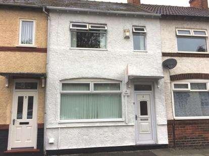 3 Bedrooms Terraced House for sale in Prescott Street, Darlington, Durham