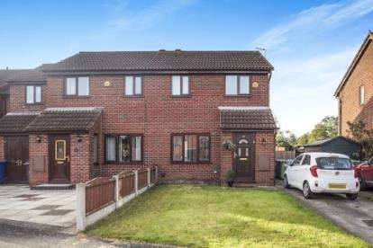 2 Bedrooms Semi Detached House for sale in Blair Drive, Widnes, Cheshire, WA8
