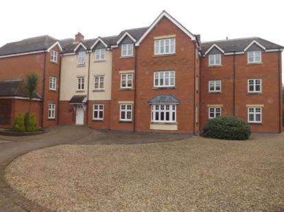 2 Bedrooms Flat for sale in Chancel Court, Solihull, West Midlands