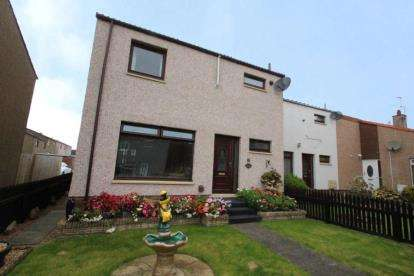 3 Bedrooms End Of Terrace House for sale in Springbank Road, Kennoway
