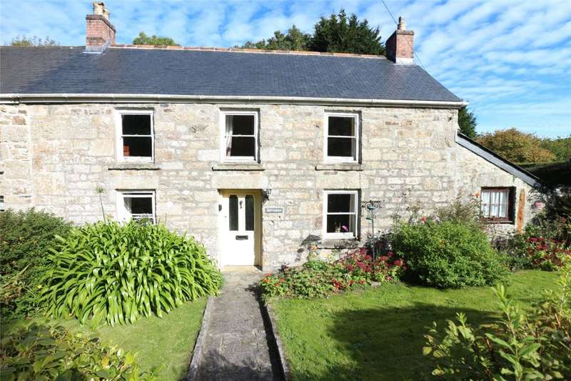 3 Bedrooms End Of Terrace House for sale in Clowance Bridge, Praze, Cornwall