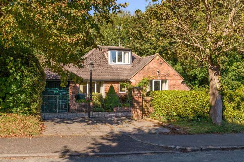 4 Bedrooms Detached Bungalow for sale in Torton Hill Road, Arundel, West Sussex, BN18