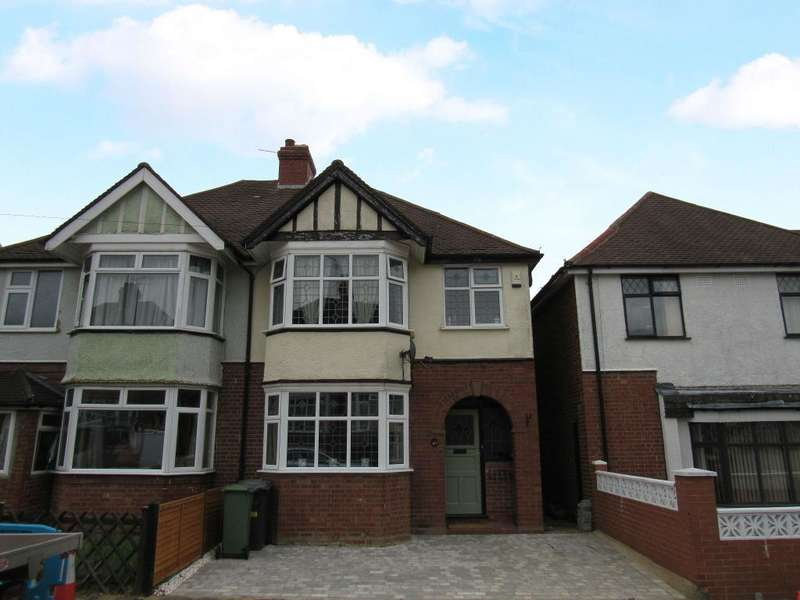 3 Bedrooms Semi Detached House for sale in Harcourt Street, Luton, Bedfordshire, LU1 3QJ