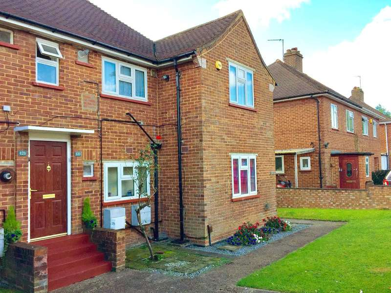 2 Bedrooms Maisonette Flat for sale in Bedford Road, Ruislip Gardens, Middlesex, HA4