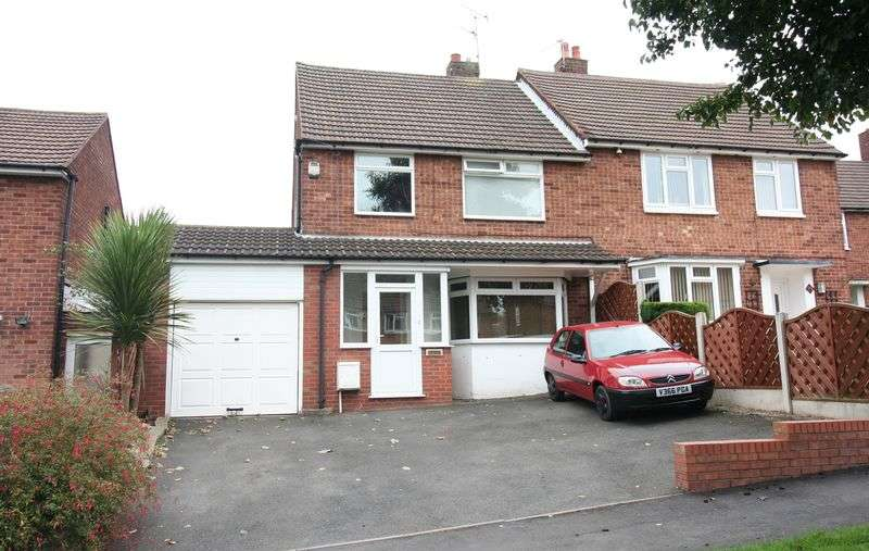 3 Bedrooms Semi Detached House for sale in KINGSWINFORD, Standhills Road