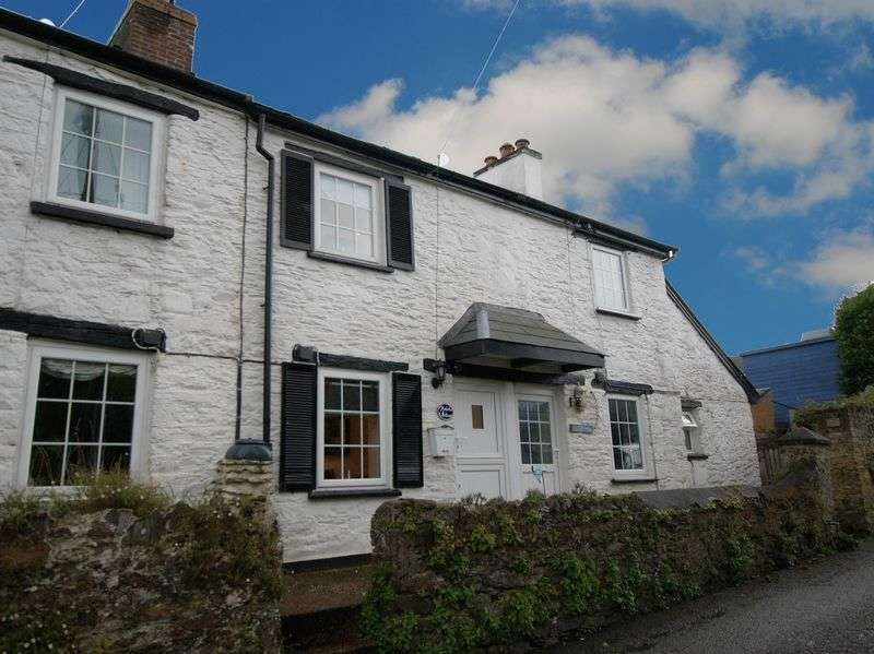 2 Bedrooms Terraced House for sale in Higher Anderton Road, Millbrook, Torpoint