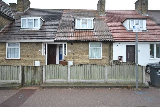 2 Bedrooms Terraced House for sale in Church Elm Lane, Dagenham