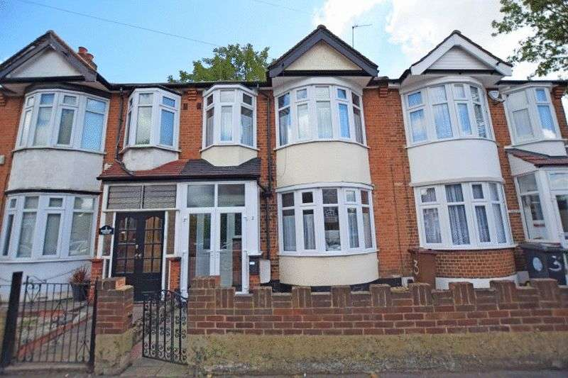 3 Bedrooms Terraced House for sale in Shernhall Street, Walthamstow