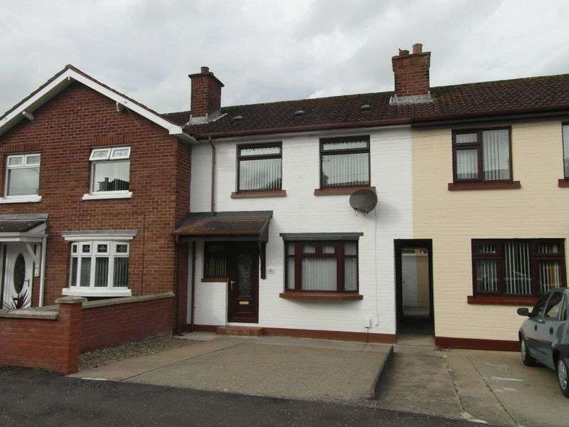 2 Bedrooms Property for sale in 19 Rossdowney Avenue - Woodburn - BT47 5PP