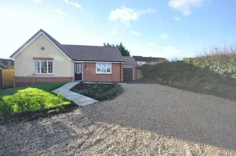 3 Bedrooms Detached Bungalow for sale in Peartree Bungalow, 5C Orchard Close, Radstock
